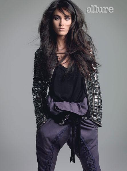 Allure Photo shoot: Megan Fox