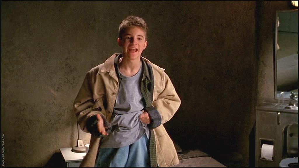 Michael Welch in Stargate SG-1
