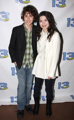 Miranda Cosgrove with Boyfriend Nat Wolff