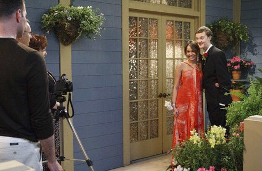 Nate Hartley in Hannah Montana, episode: Promma Mia