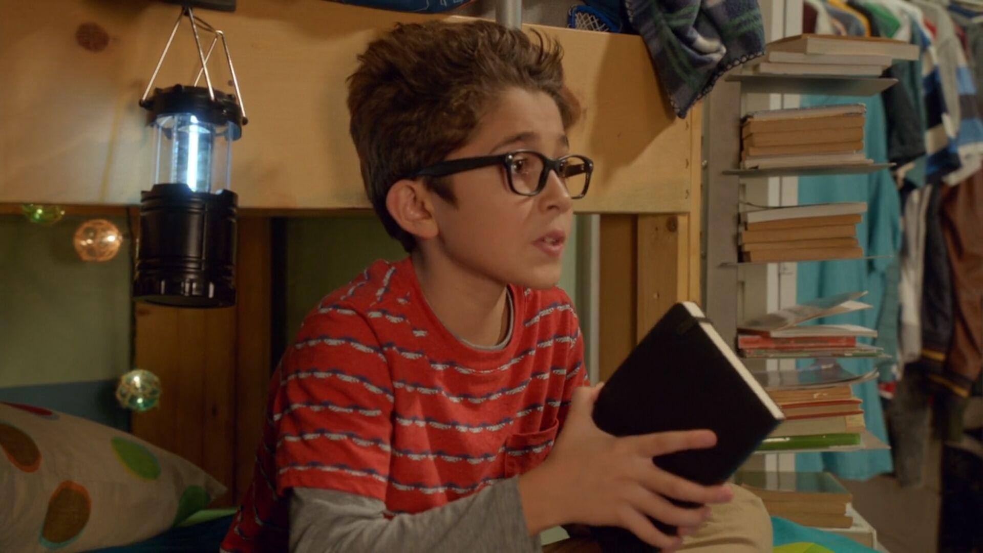 Nicolas Bechtel in Stuck In The Middle (Season 3)