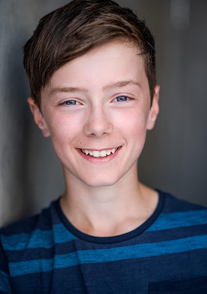 General photo of Nolan Hupp