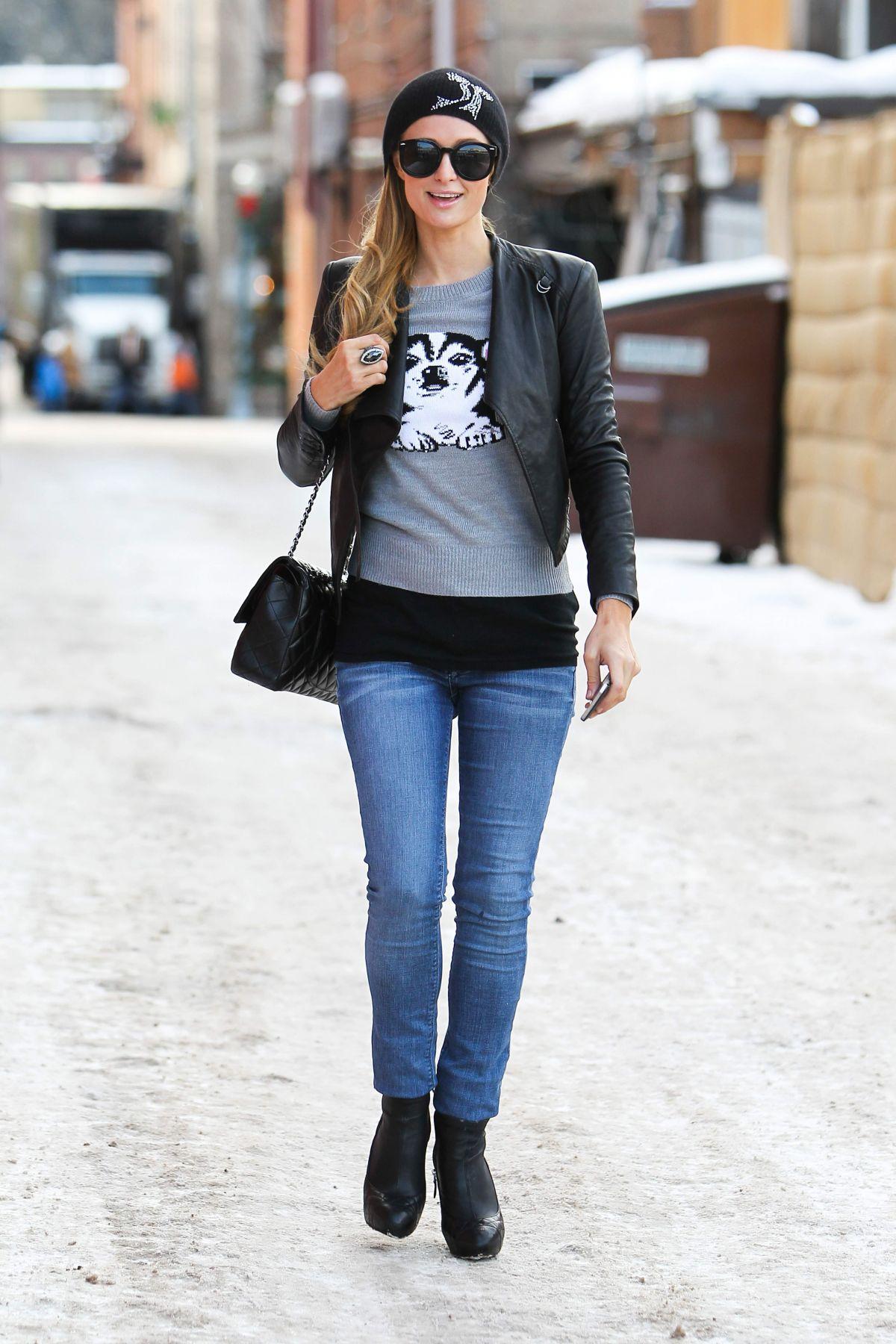 General photo of Paris Hilton