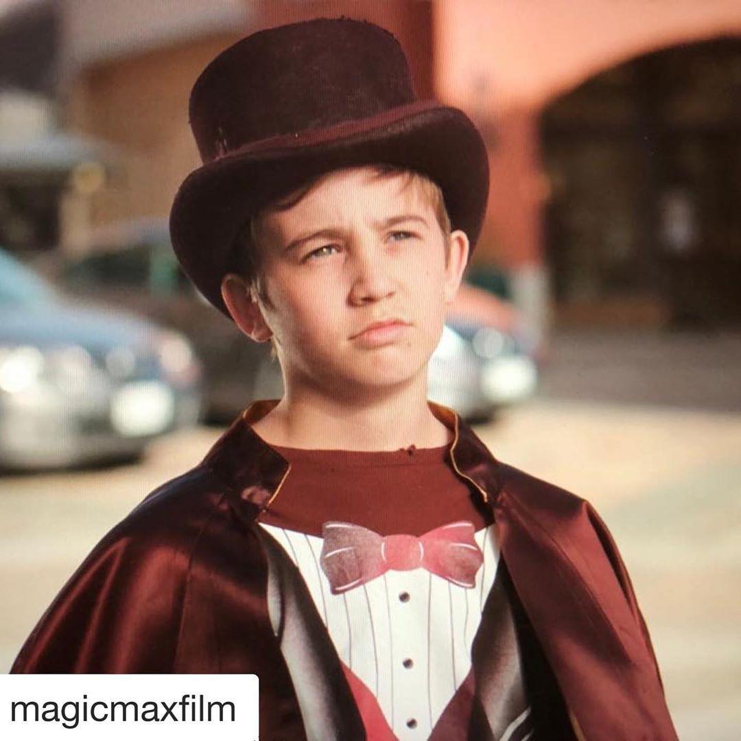 Parker Bates in Magic Max