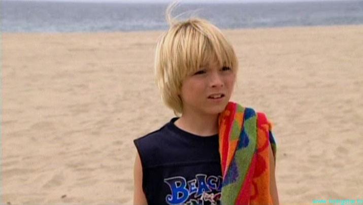 Paul Butcher in Zoey 101, episode: Little Beach Party