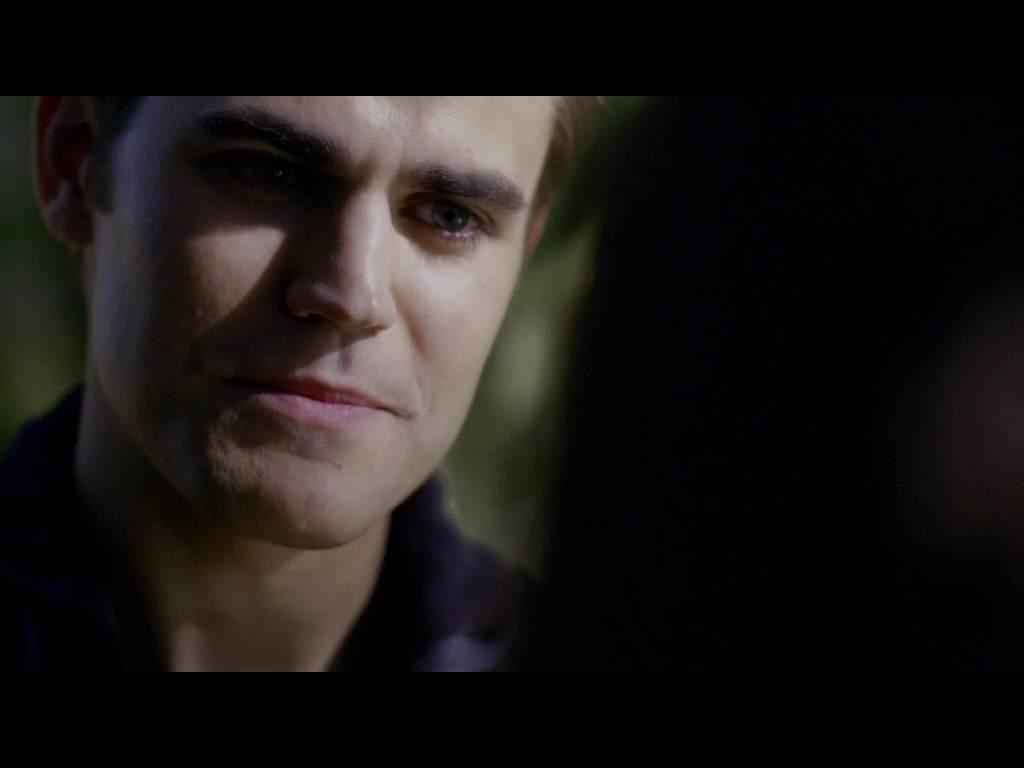 Paul Wesley in The Vampire Diaries