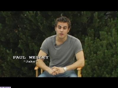 Paul Wesley in Killer Movie