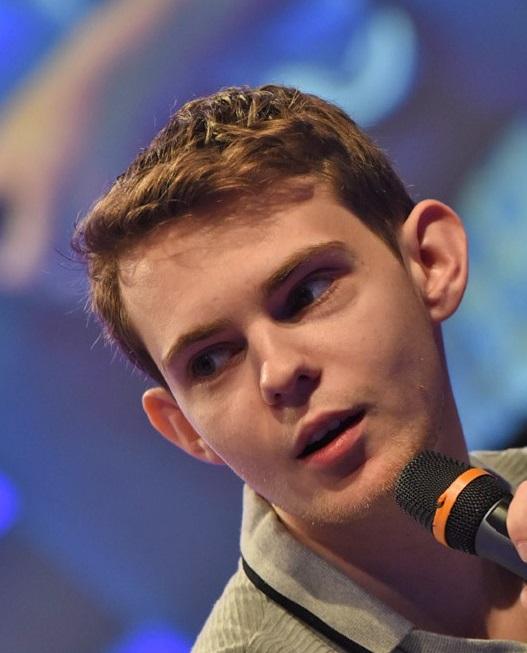 General photo of Robbie Kay