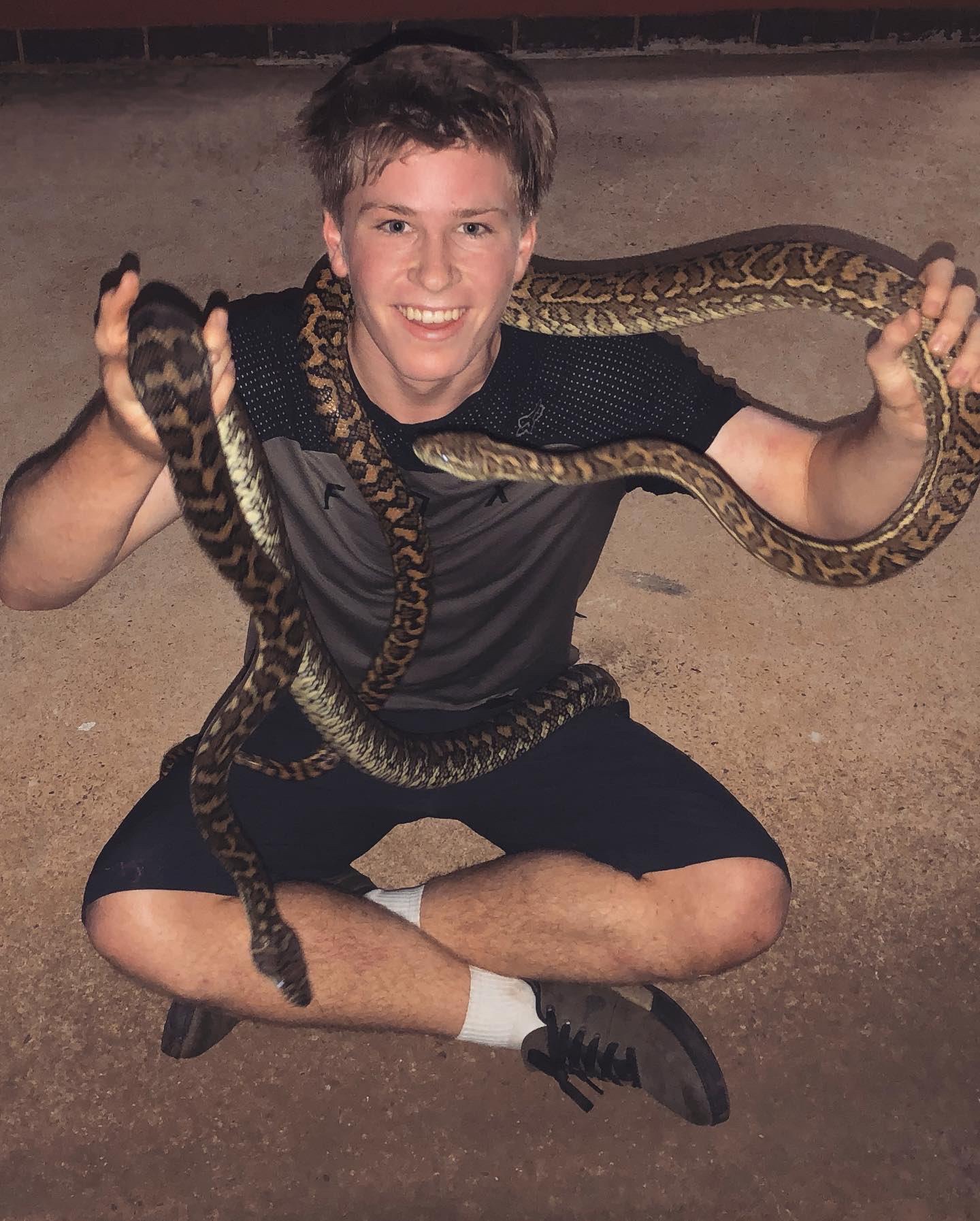 General photo of Robert Irwin
