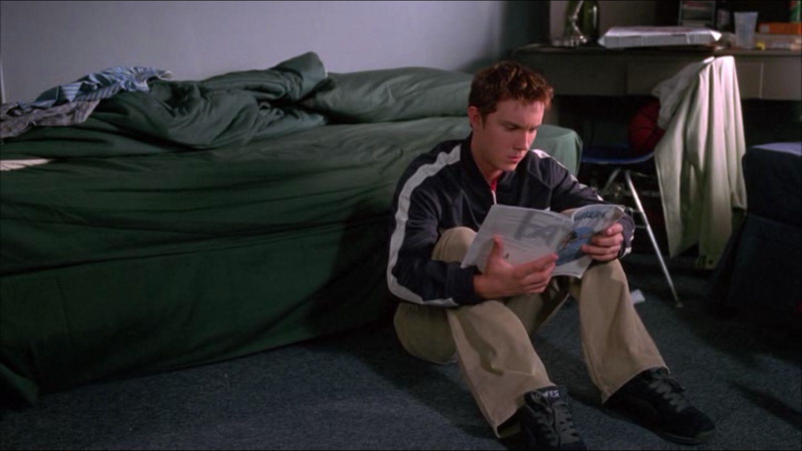 Picture of Sam Huntington in Freshmen Orientation - samh ...