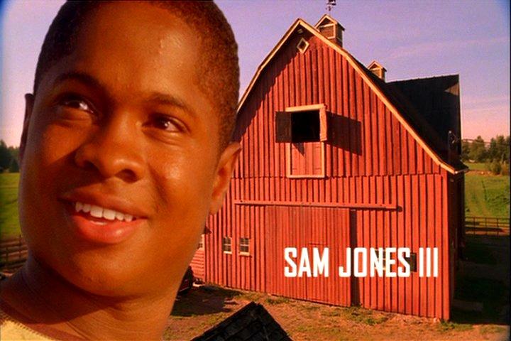 Sam Jones III in Smallville
