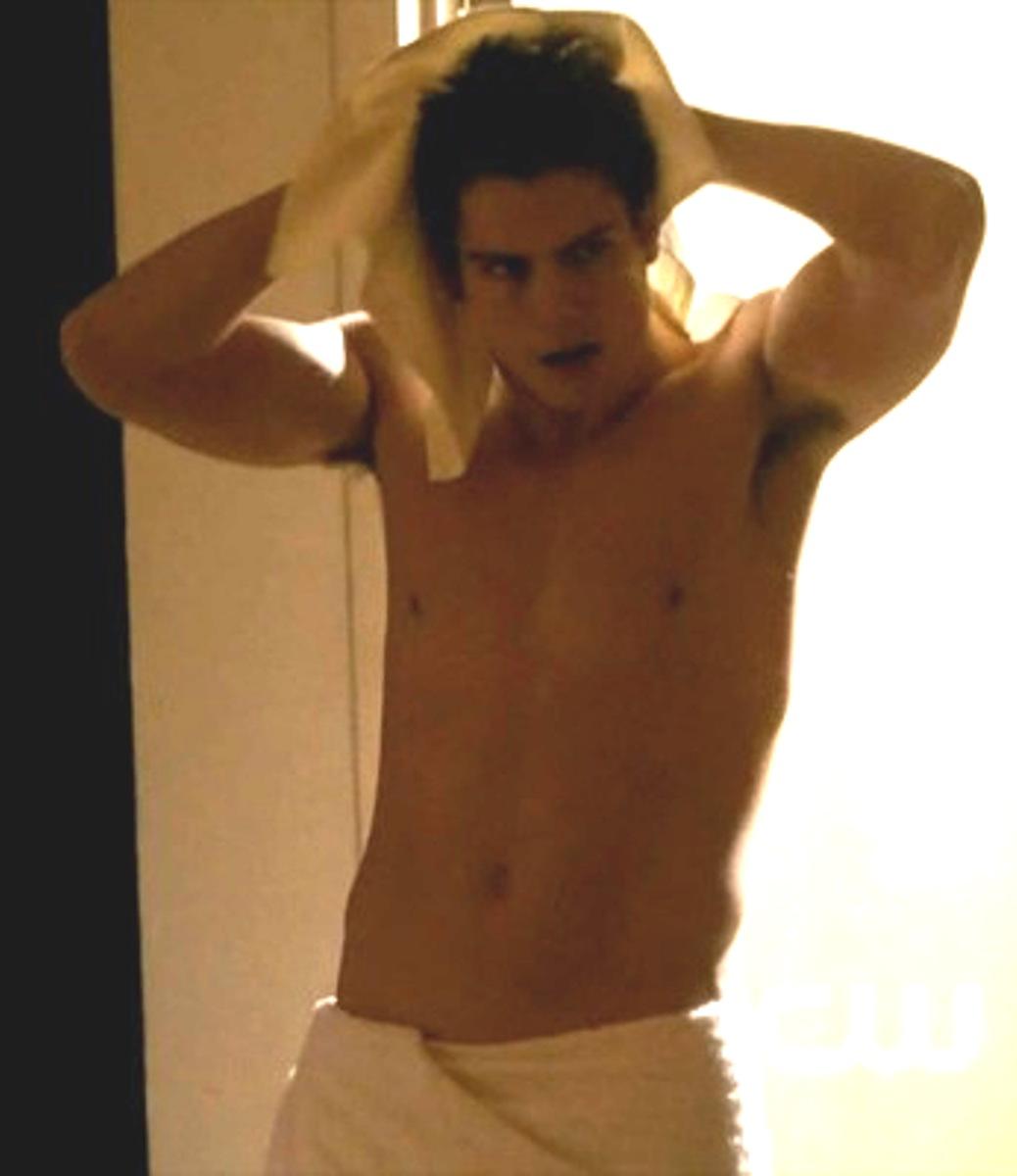 Sean Faris in The Vampire Diaries