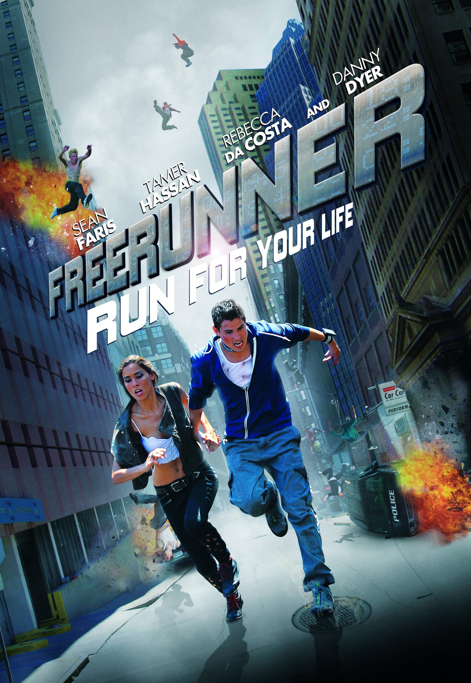 Sean Faris in Freerunner
