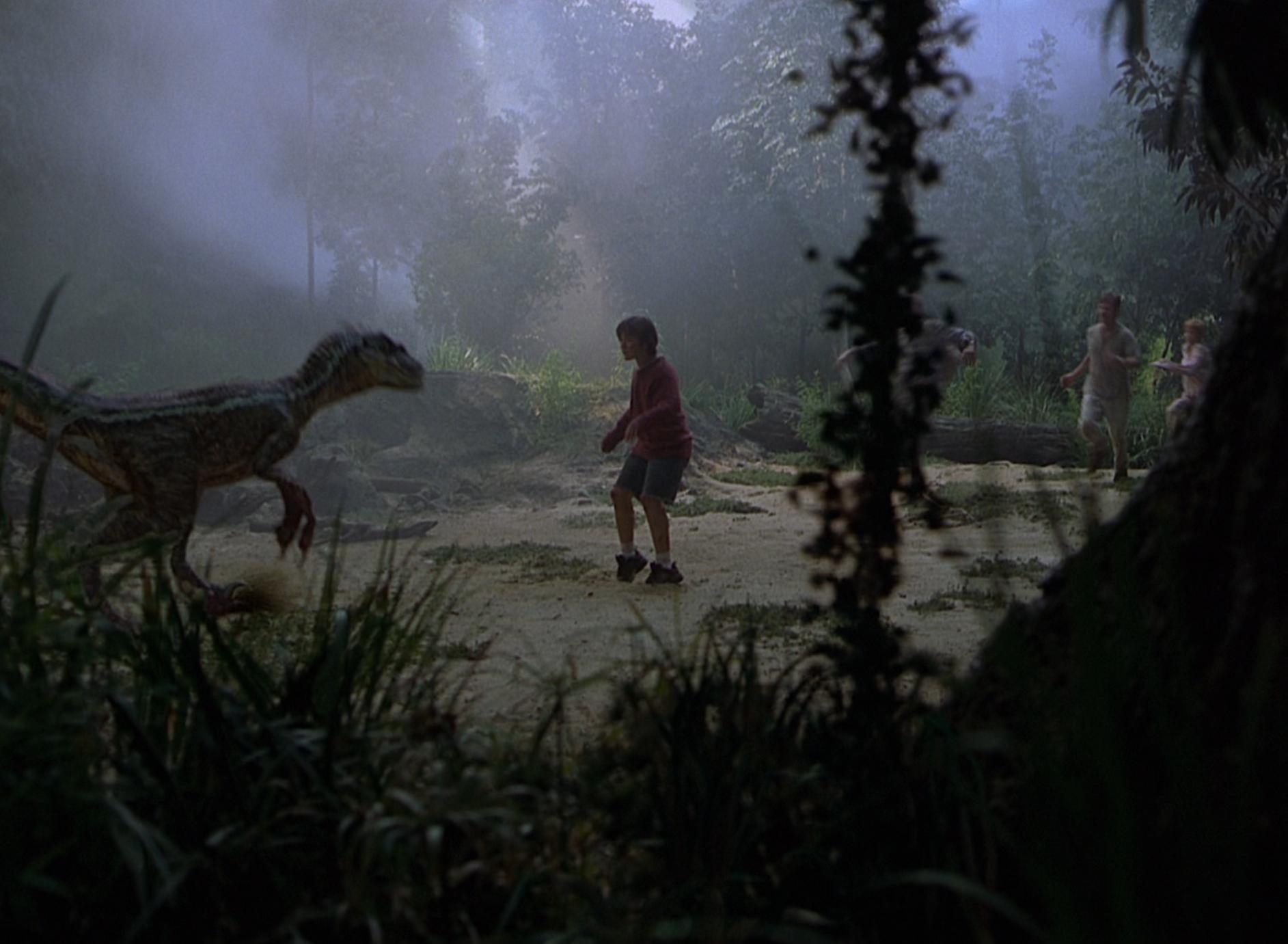 Trevor Morgan in Jurassic Park III