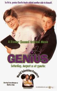 Trevor Morgan in Genius