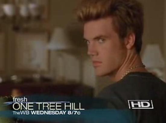 Tyler Hilton in One Tree Hill