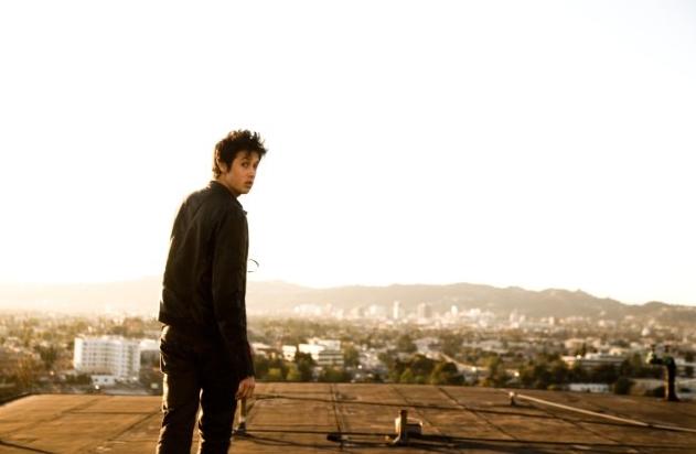 General photo of Tyler Shamy