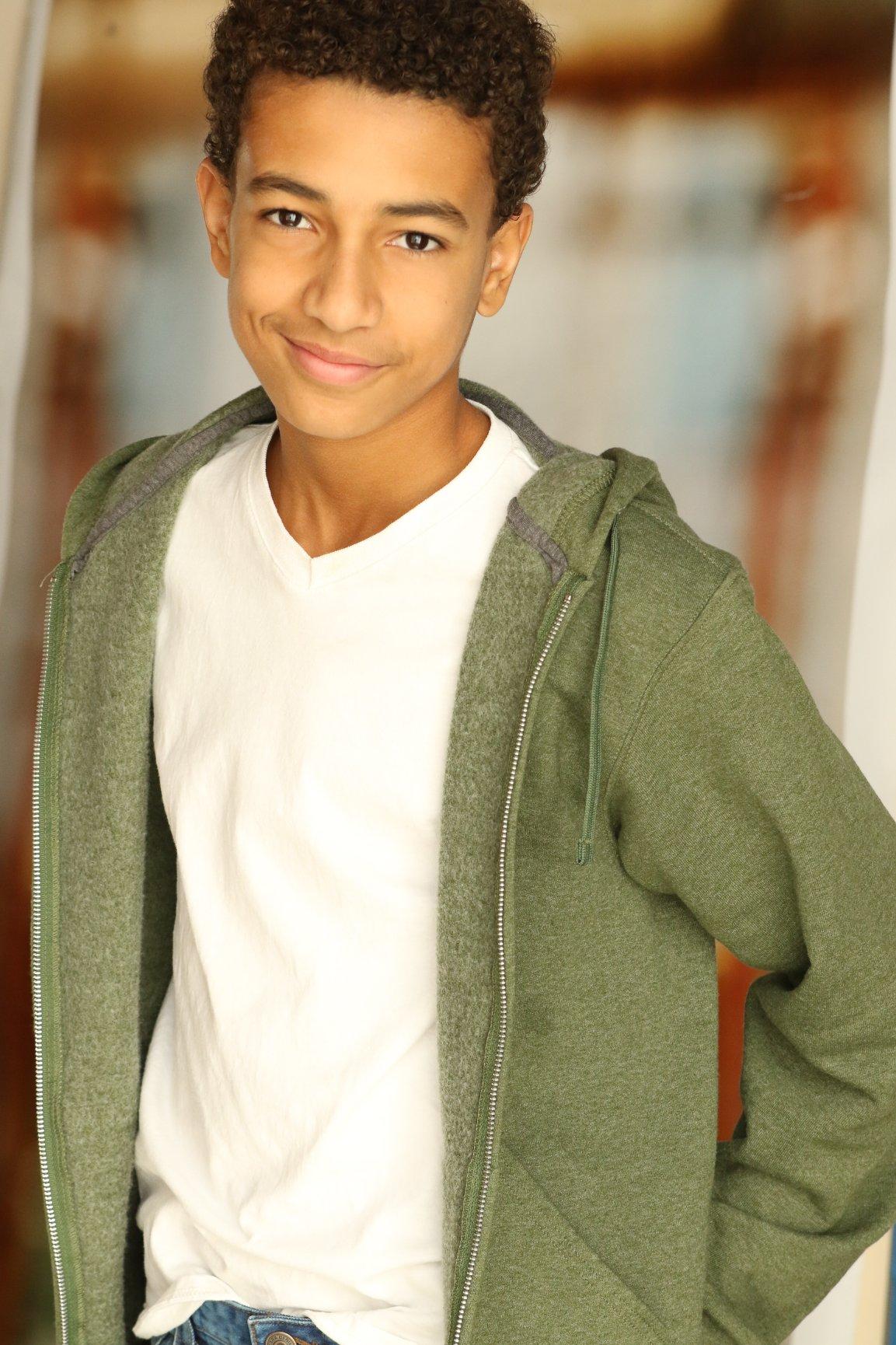 General photo of Tyree Brown