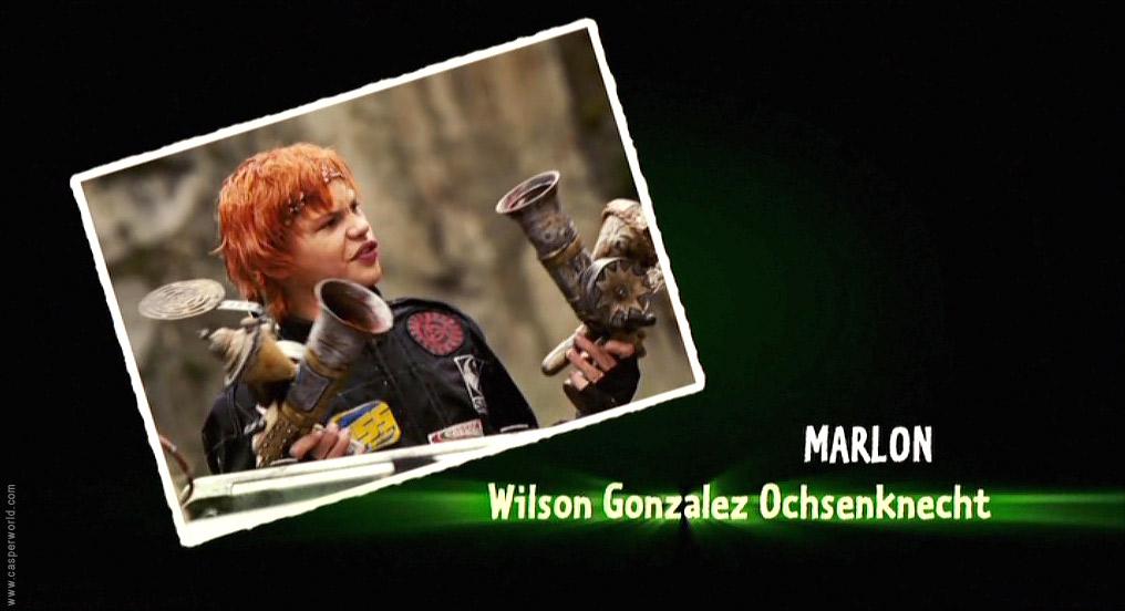 Wilson Ochsenknecht in Die Wilden Kerle III