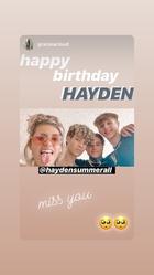 Hayden Summerall : hayden-summerall-1586027339.jpg