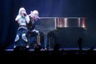 Paris Monroe in Femme Fatale Tour, Uploaded by: Guest